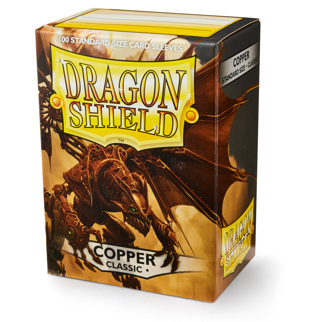 Dragon Shield - Classic Copper (x100)