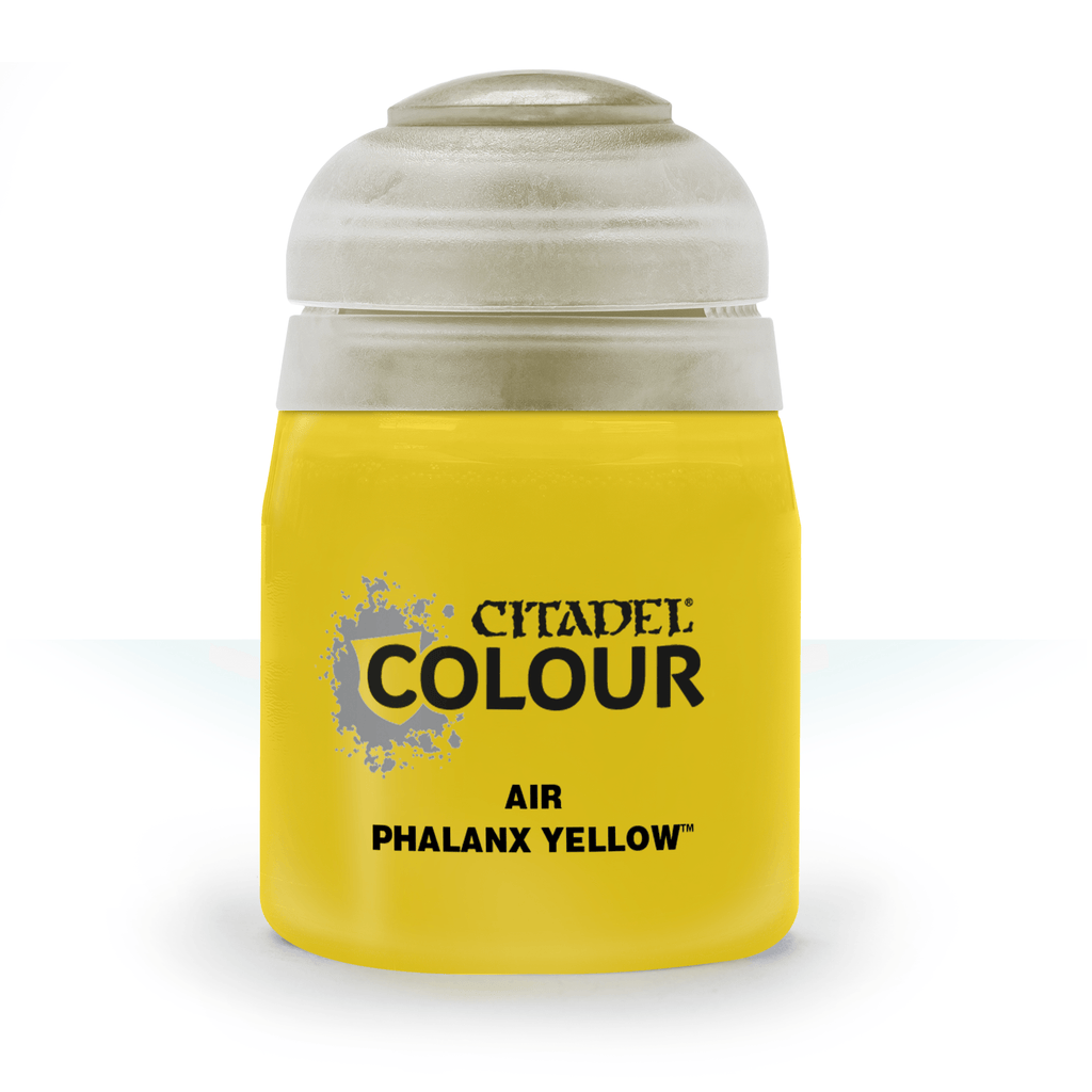 Air: Phalanx Yellow