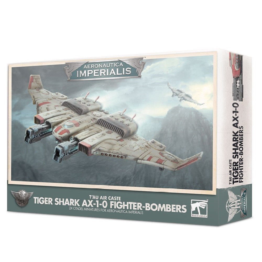 T'Au Tiger Shark Ax-1.0 Fighter-Bomb