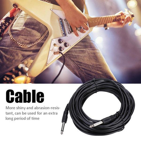Guitars Connecting Cable