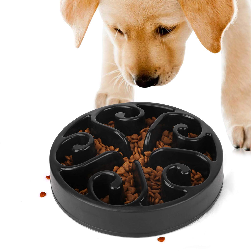 Slow Feeder Dog Bowl New Arriving Fun Feeder Slow Feeding Interactive Bloat Stop Dog Bowls by JASGOOD - JASGOOD-OFFICIAL