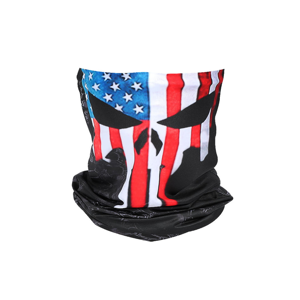 Unisex Face Scarf Bandana Men's Women's Neck Gaiters