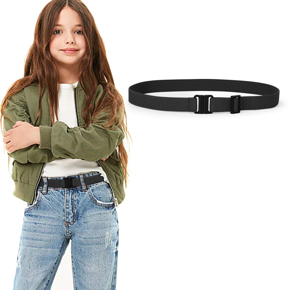 Kids Adjustable Elastic Belts for Pants Children Stretch Belts for Boys and Girls by JASGOOD-JASGOOD OFFICIAL