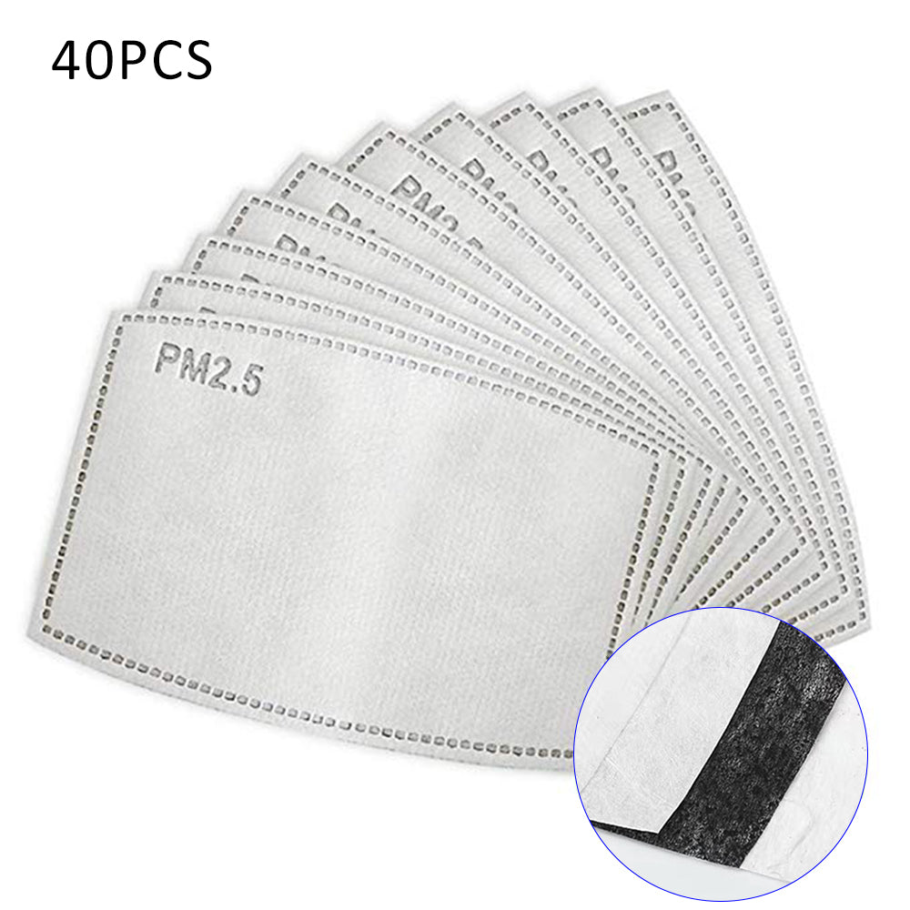 PM 2.5 Filter for Replacement(10/20/40 PCS)