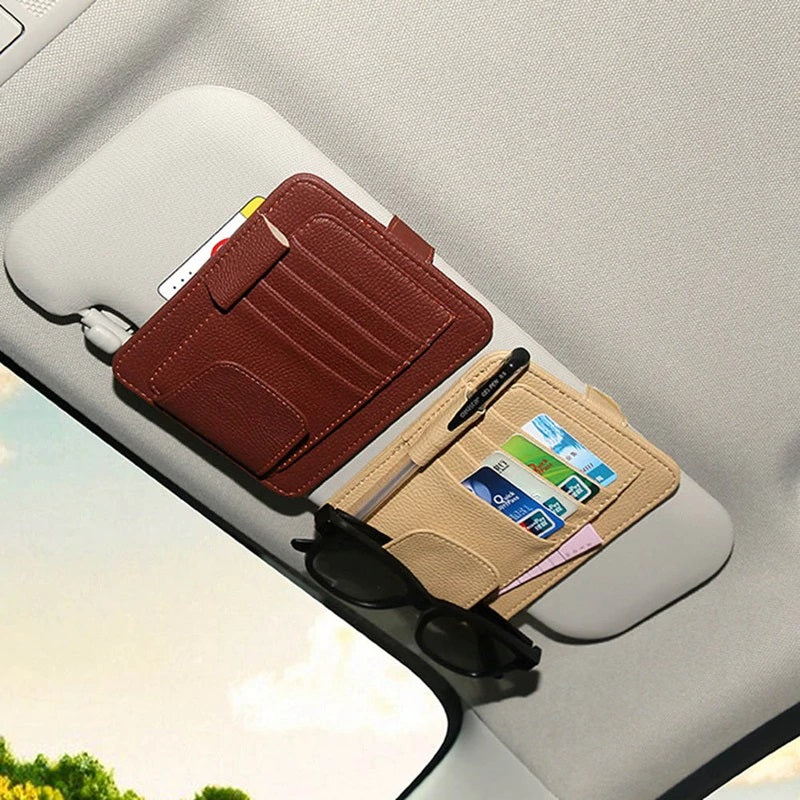 Card Holder for Car