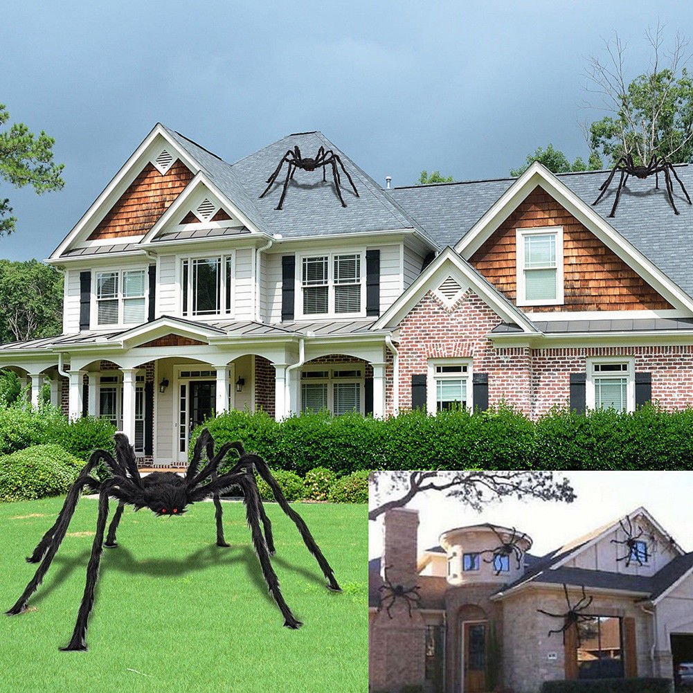 Giant Spider Decorations