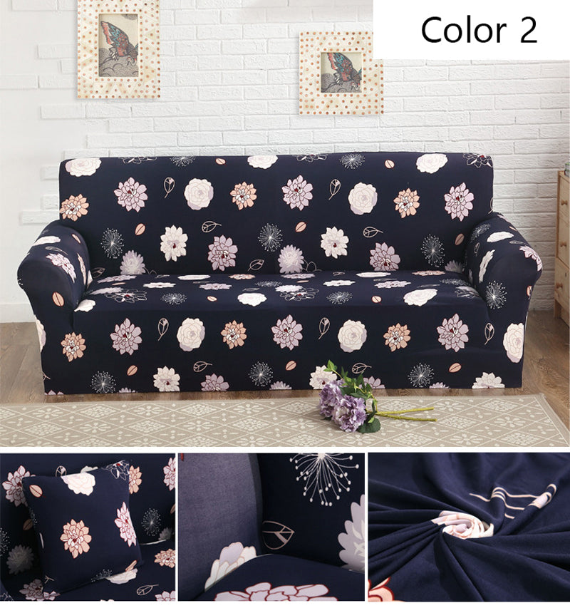 COLORFUL AND DIVERSE SOFA COVER