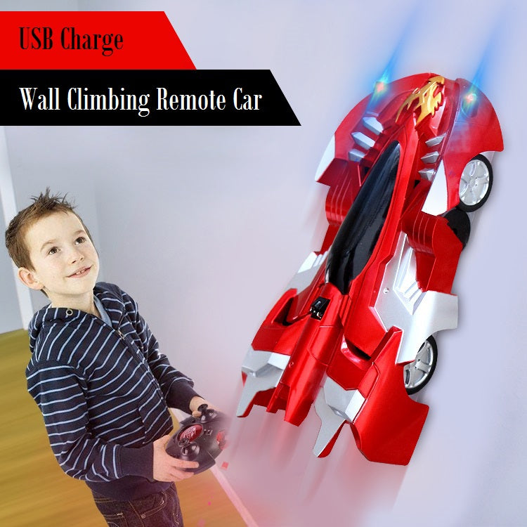 Wall Climbing Remote Car