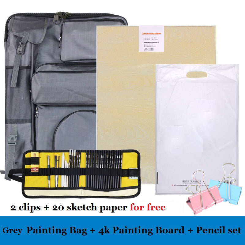 Waterproof Painting Bag suit