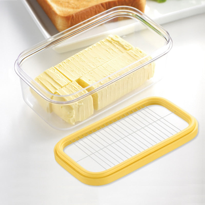 Butter Cheese Cutter Box