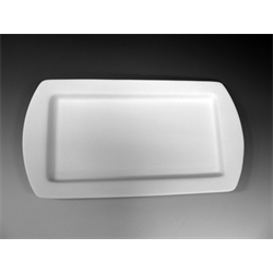 Rounded Rectangle Serving Tray