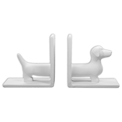 Longdog Bookends