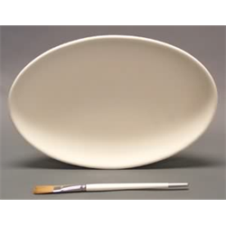 Small Oval Serving Platter