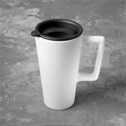 Travel Mug Square Handle