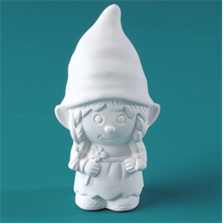 Tinkwinkle the Girl Gnome Tot