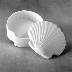 Scallop Shell Box