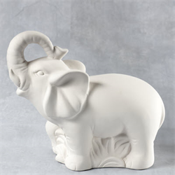 Large Elephant Figure