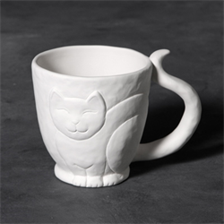 Kitty Cat Cup