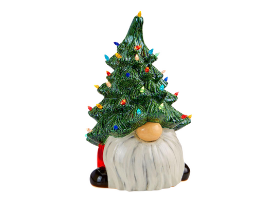 Gnome light up tree