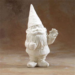 Giant Waving Gnome
