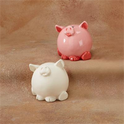 Pudgy Party Pig Bank