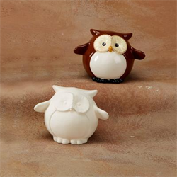 Pudgy Party Owl Bank