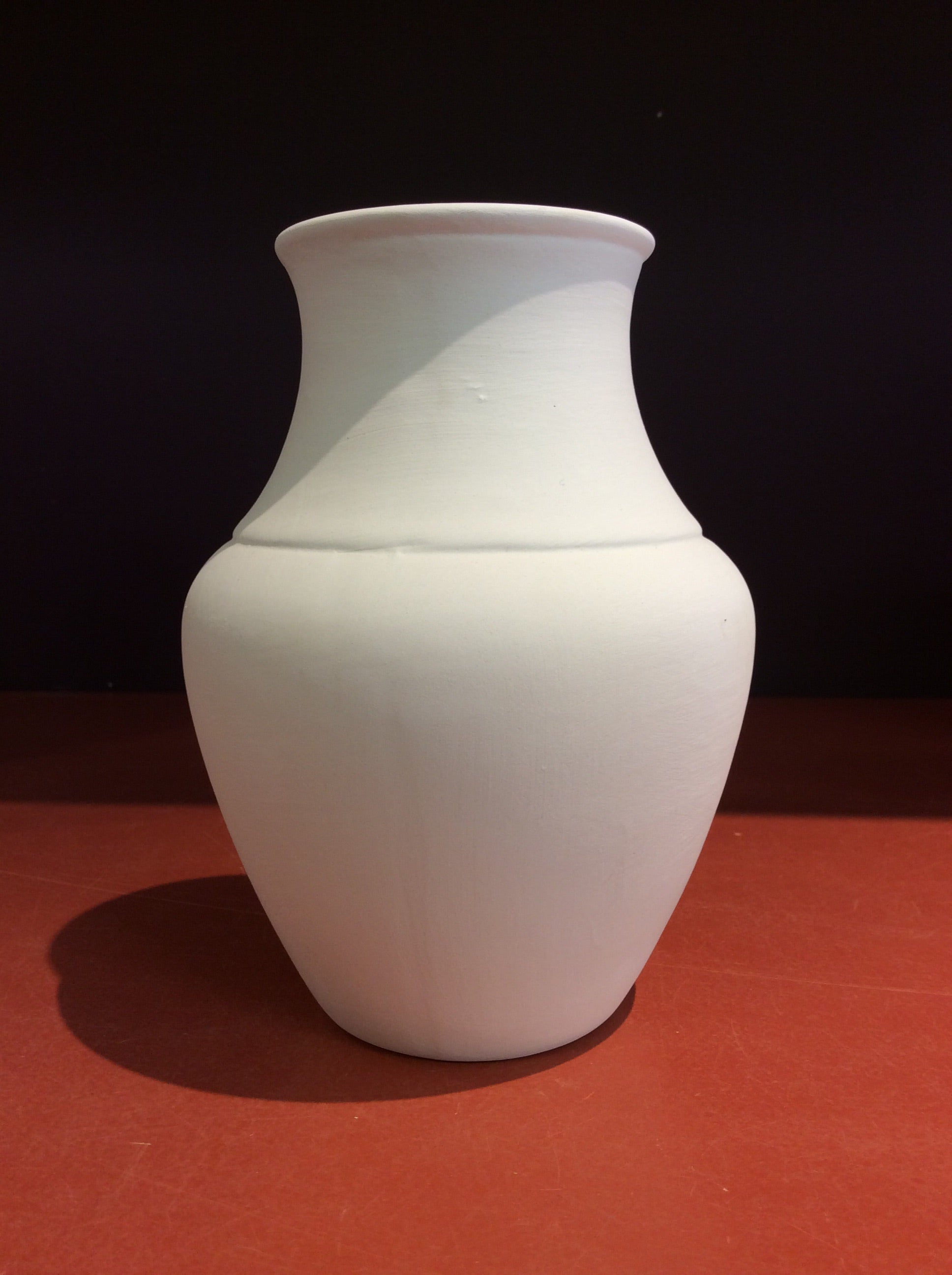 Great Shape Vase - Traditional Style