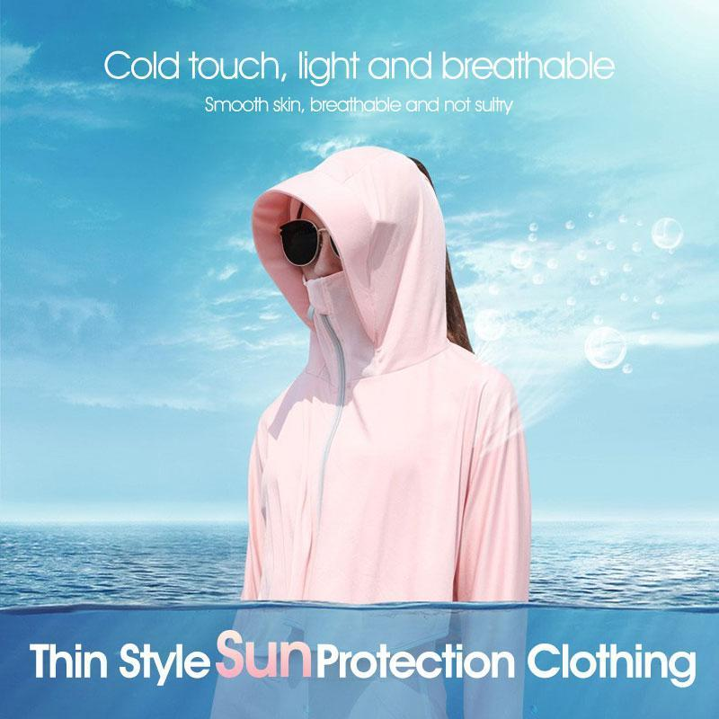 Thin Style Sun Protection Clothing