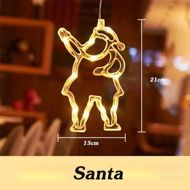 Santa Fairy Decorative Light