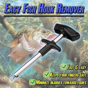 Easy Fish Hook Remover