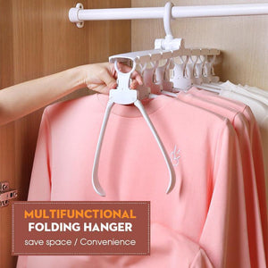 Multi-function Magic Hanger