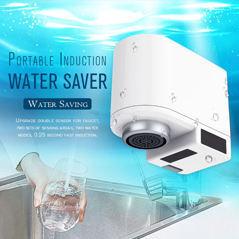 Portable Induction Water Saver