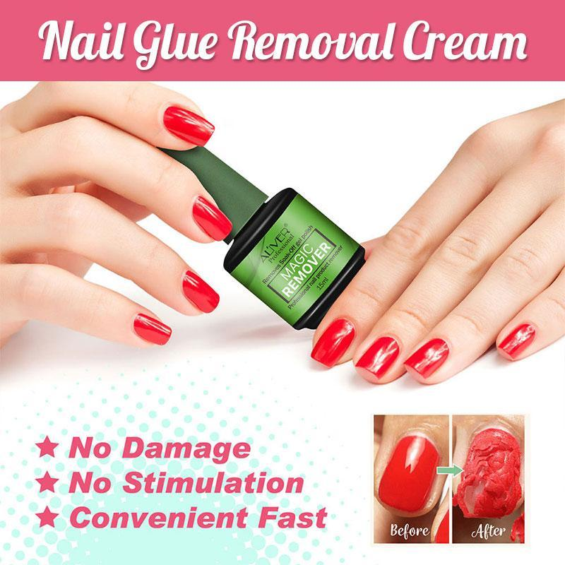 Nail Glue Removal Cream