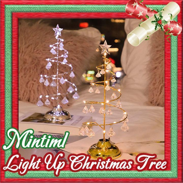 Mintiml Light Up Christmas Tree