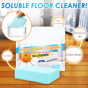 Fresh Floor Cleaning Slice (30 Pcs)