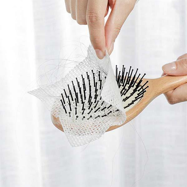50PCS Comb Cleaning Net