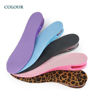 Adjustable Invisible  Heightening Insoles ( Freely Cropped Size )