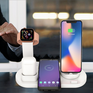 Multifunctional 4 in 1 Wireless Charger