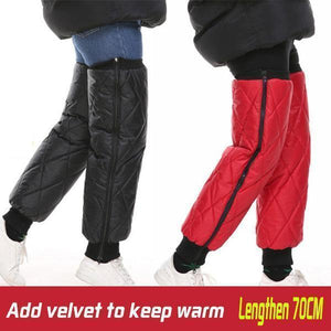 Thickened Winter Warm Protective Knee Pads