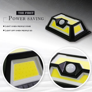 LED Solar Wall Lamp