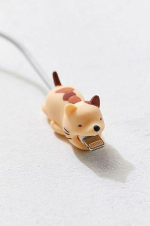 The Cute Animal Cable Cord Bite