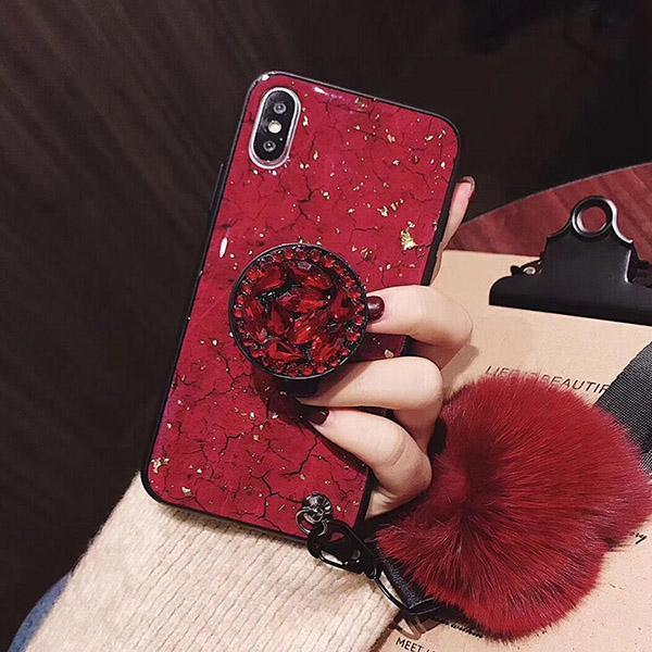 Deluxe apple phone case