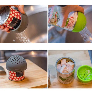 3-in-1 Mini Kitchen Colander