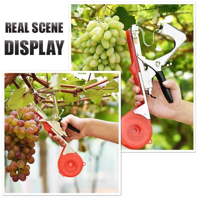 Garden Plant Tying Machine