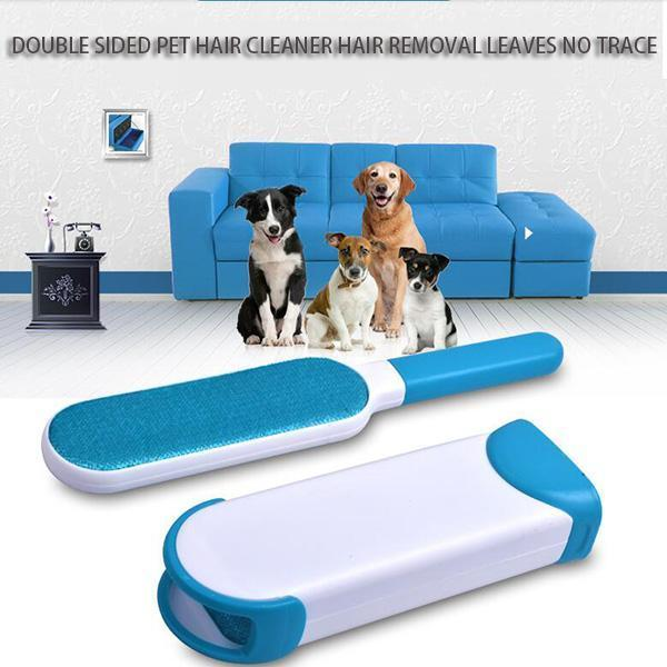 Reusable Pet Hair Remove Device