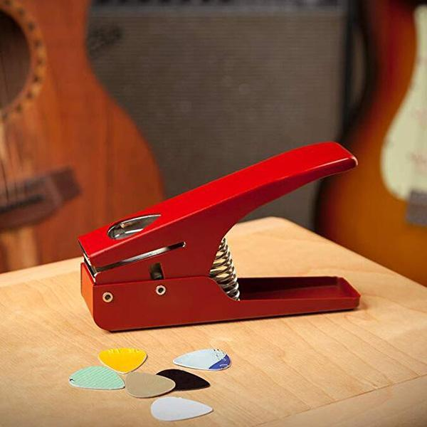 DIY Guitar Pick Maker