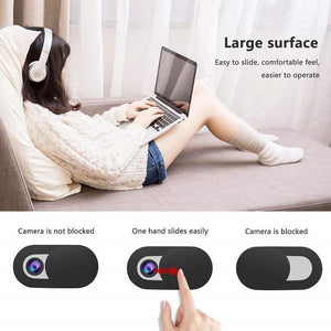 Sliding camera protection