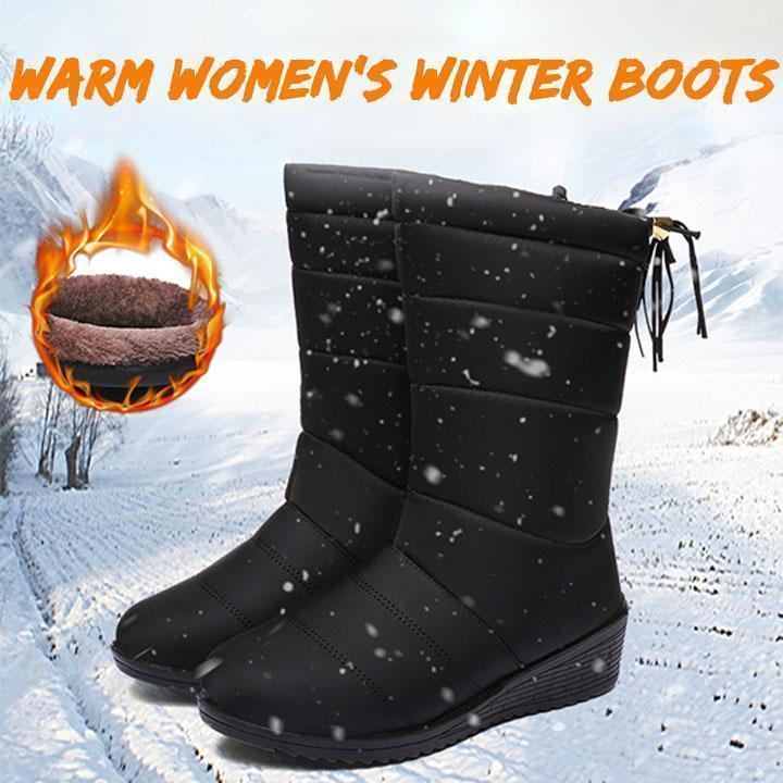 Warm Women Winter Boots