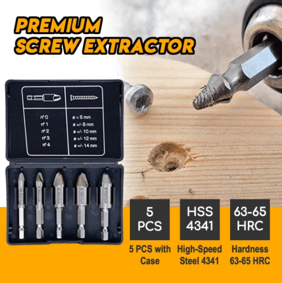 Screw Extractor