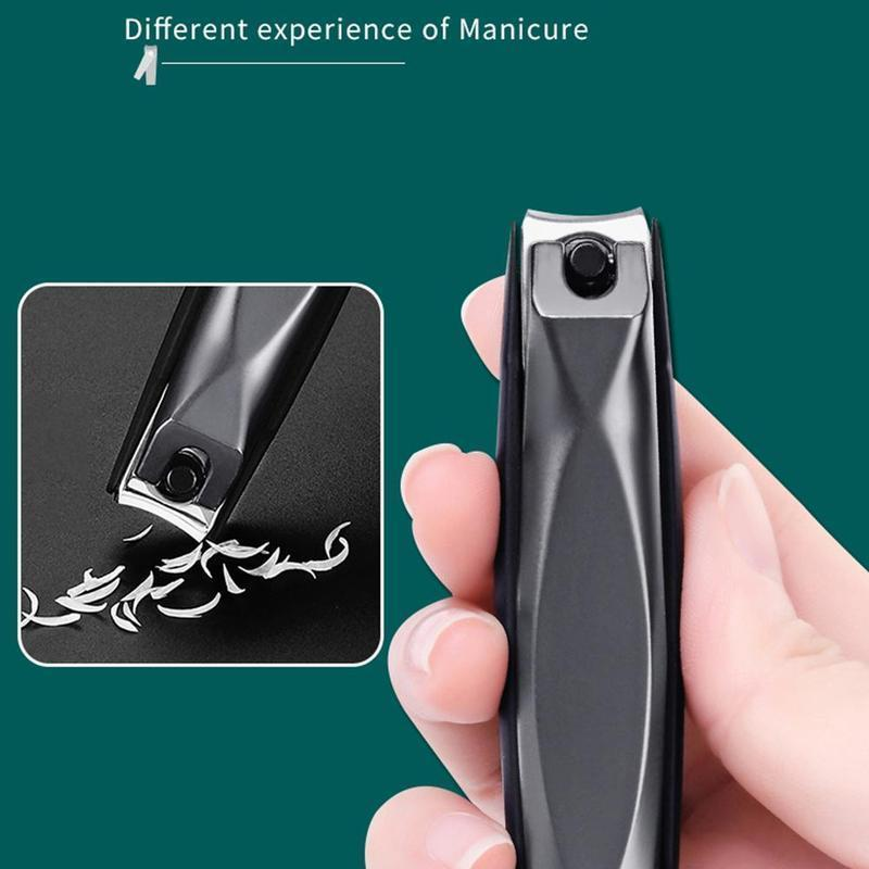 Splash-proof Nail Clippers